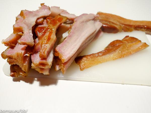 Bacon är meningen med livet